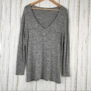 BP. Cozy V Neck Sweater Blouse